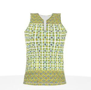 Dolce and gabanna inspired top put print anywhere on your product