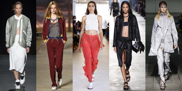 athletic streetwear trend 2016