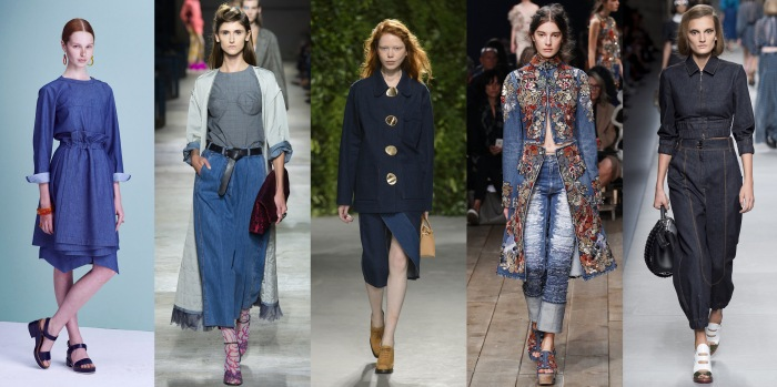 Denim Trends 2016