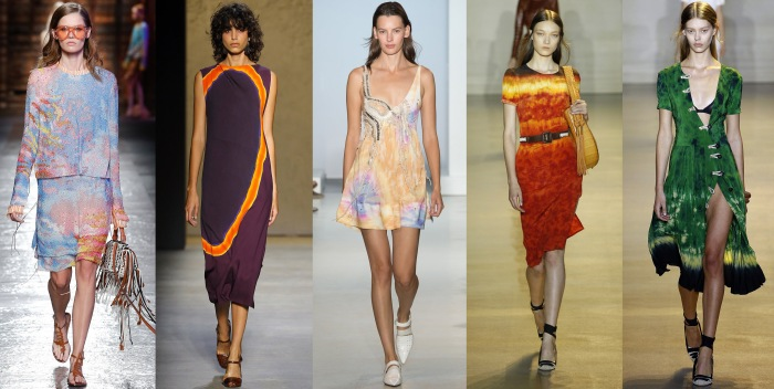 sophisticated tye die fashion trend 2016 trend