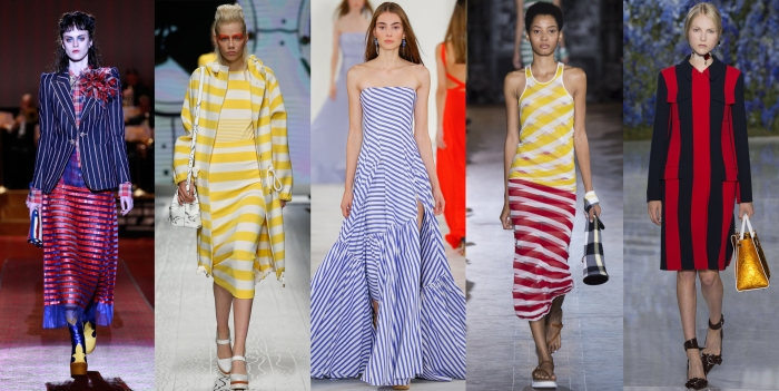 Stripes 2016 Fashion Trends