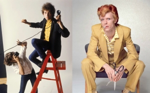 bob dylan david bowie yellow mywear