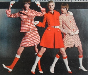 mod style of dress 60s my wear