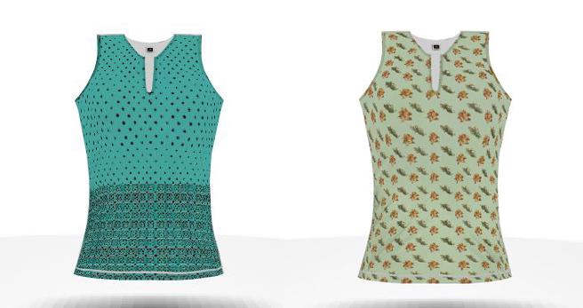 launchmywear tanktop designs