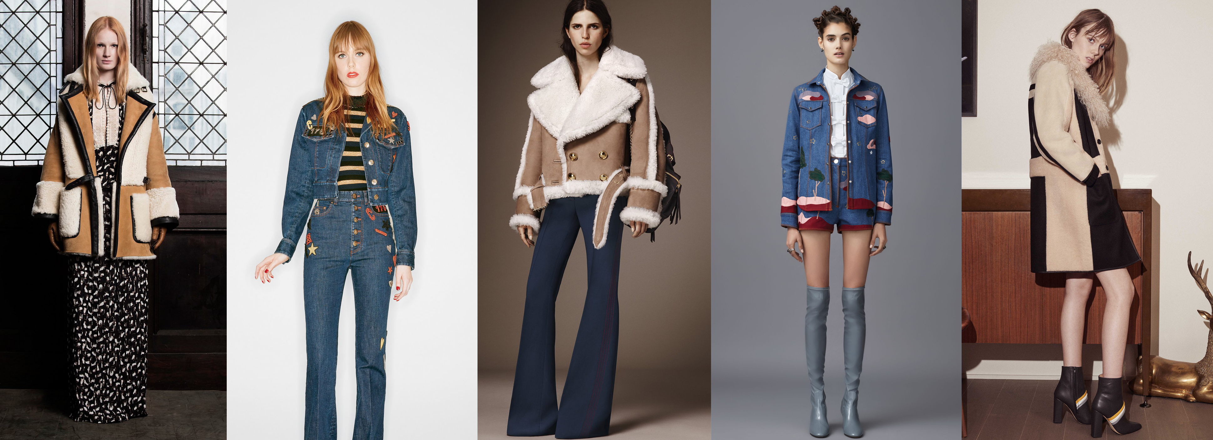Fashion trends for fall - 70s Style 2016 Fashion Trends Pre Fall 2016