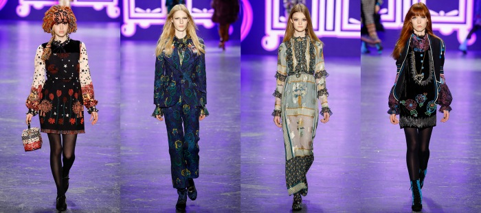 anna sui fall winter 2016 collection