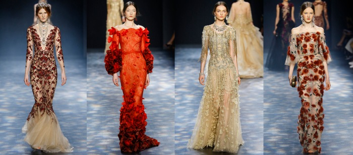 marchesa fall winter 2016 collection