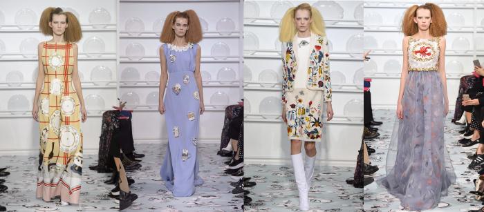 Schiaparelli looks Schiaparelli couture 2016