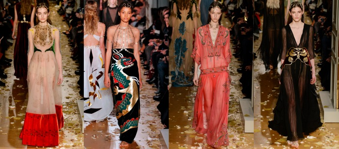 Valentino 2016 couture looks