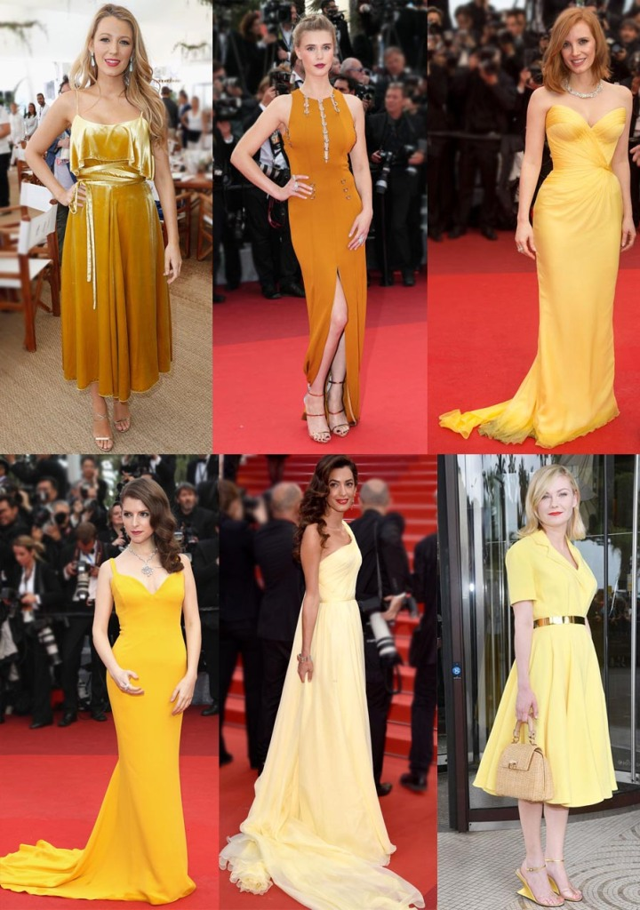 yellow trend summer 2016 cannes
