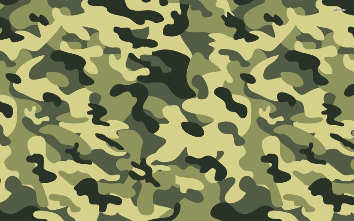camouflage pattern list of patterns and prints