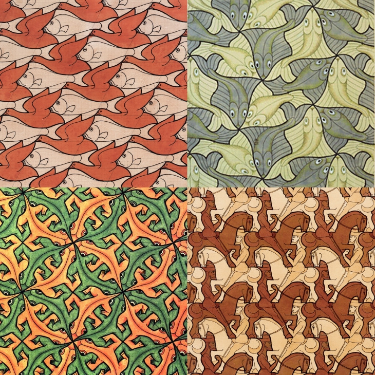 escher patterns