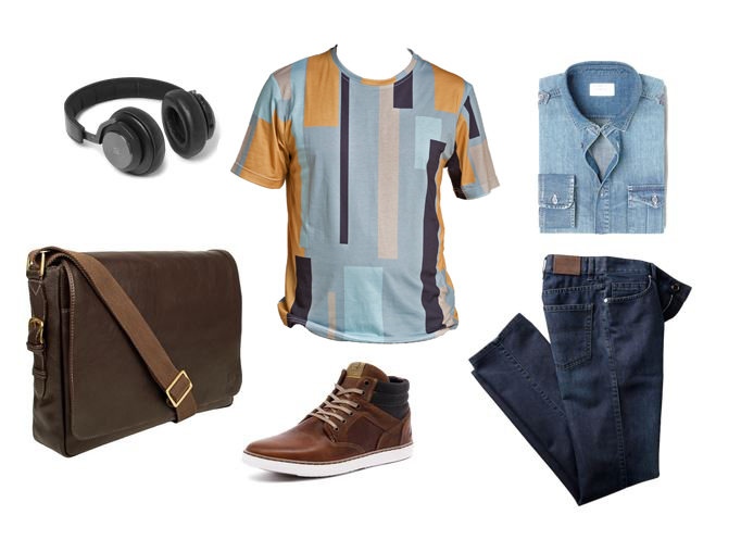 mens t shirt styling outfit mens outfit ideas