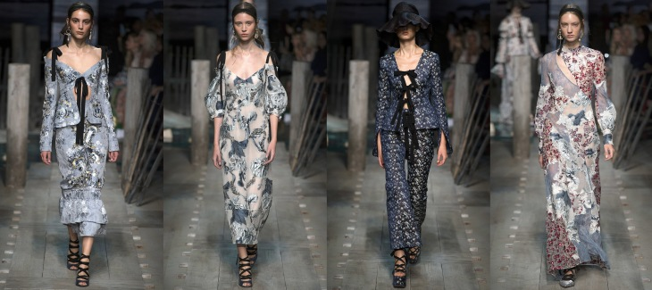 erdem ss17 fashion week