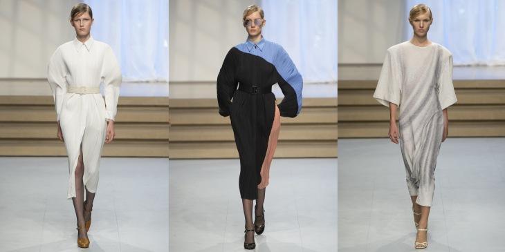 jil sander spring 2017 fashion week