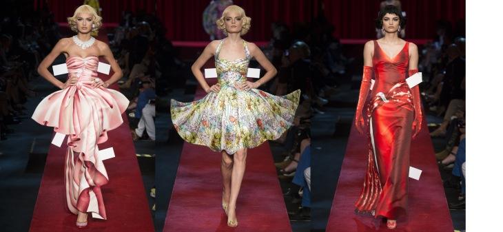 moschino spring 2017 fashion week
